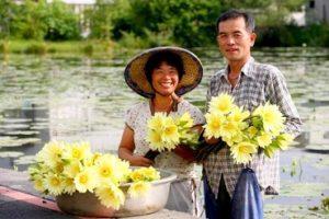 觀蓮農場夫婦